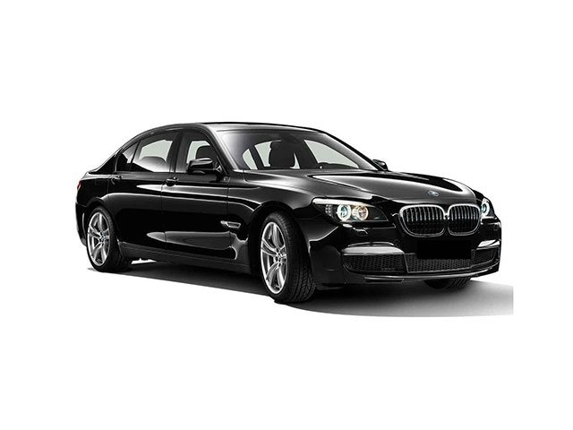 Armortek International Armored Car Black BMW