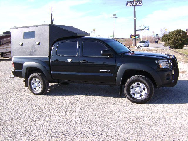 Armortek International Custom Armored Pickup Truck Black 1