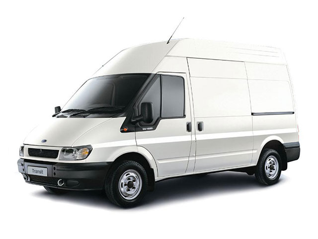 Armortek International Custom Armored Van White