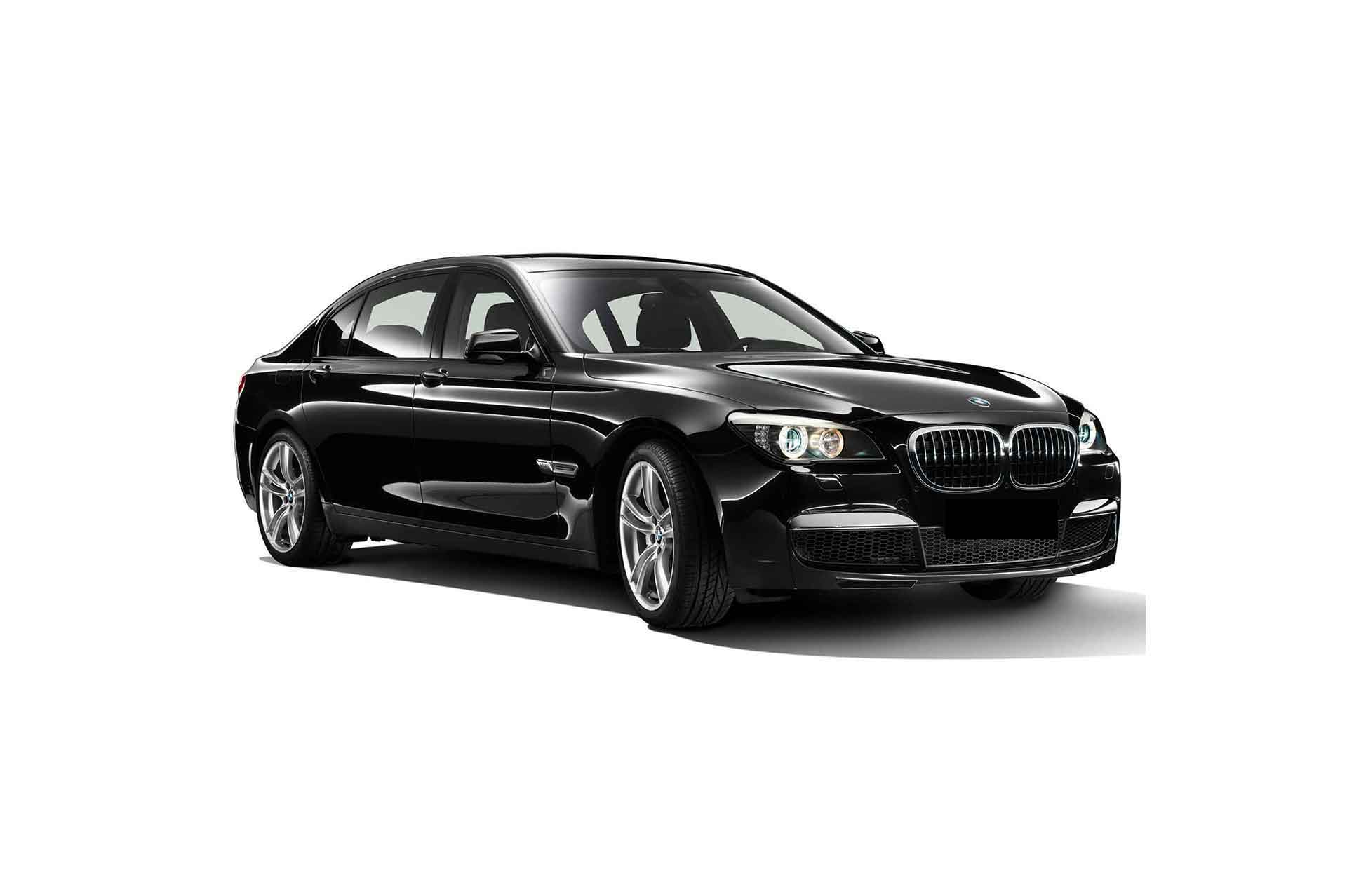 Armortek International Custom Armored Car Black BMW