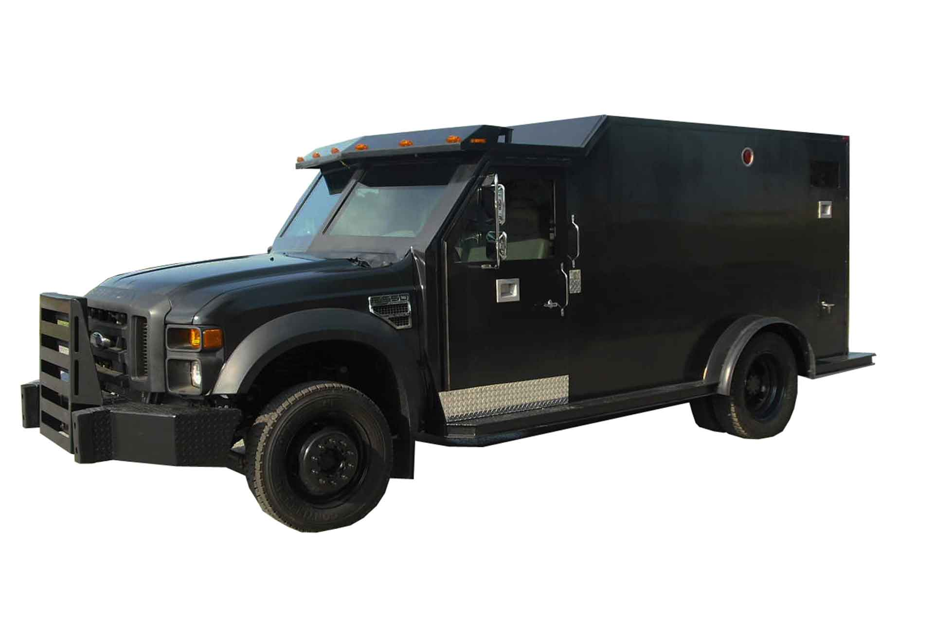 Armortek Armored Money Transport Truck